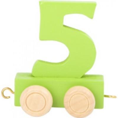 5 bunt